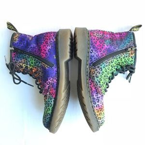 Dr. Martens Shoes - Dr Martens Delaney Combat Boots